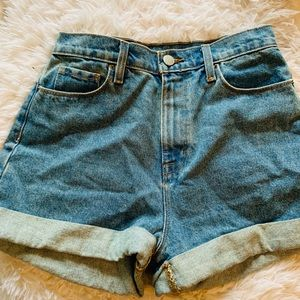 Urban outfitters BDG mom shorts